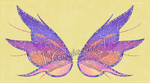 Elisse's Harmonix Wings by PrettieAngel