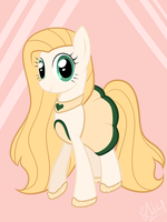 Commission: Buttercup Lucine by Looji