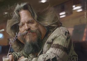The Dude, by Jeff Stahl by JeffStahl