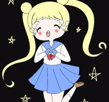 Sailor Moon Gif by bubblemintbunny