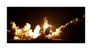 STS-130 Launch by OpticaLLightspeed