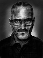 Walter White by kayleighmc