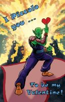 I Piccolo you ... by ShamanMagic
