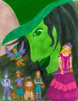 Witches of Oz by Blue-Whisper