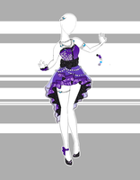 .::Outfit Adoptable 34(CLOSED)::. by Scarlett-Knight