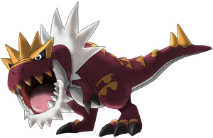 Tyrantrum by Blui129