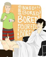 A morning in 221B by ryokuZero91