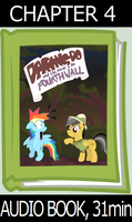 Daring Do and the secret of the 4th Wall - Chapt 4 by UltraTheHedgetoaster