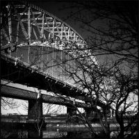 Bridge, Runcorn, Study 1 by novakovsky
