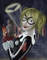 Harley Quinn by Phil-Sanchez