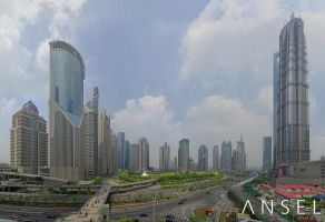Pudong Giants by Draken413o