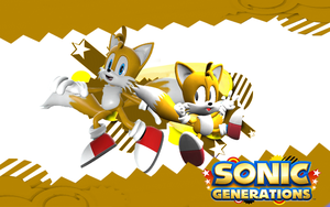 Sonic Generations-Tails and Classic Tails by Nibroc-Rock