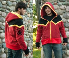 Fire Nation Hoodie / Sweatshirt by Lisa-Lou-Who