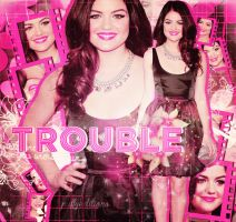 +Trouble by NishiLuvsYou