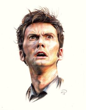 David Tennant by ChocolatinaChip