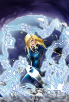 Susan Storm in action by cric