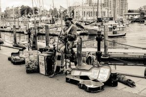 Street side talent by wheeler-photographic