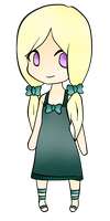 Bow girl Adopt CLOSED by ASHAMAdopts
