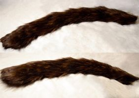 brown moving cat tail by Venmar