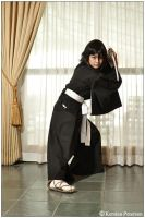 Bleach: Rukia by CosplayerWithCamera