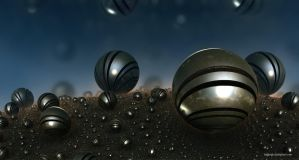 Mechanical Spheres Revisited by batjorge