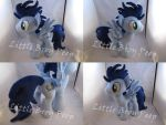 mlp Soarin plush by Little-Broy-Peep