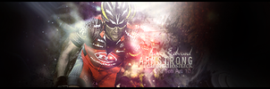 Firma Lance Armstrong by Toti-Gogeta