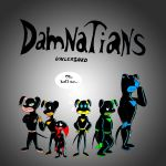 Damnatians Unleashed by Trey-Vore