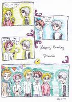 Happy B-day Prussia by AnnHolland