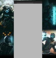 deadspace YT BG by sk3tchhd