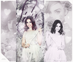 Lily Collins 'Numb' by de-starkova