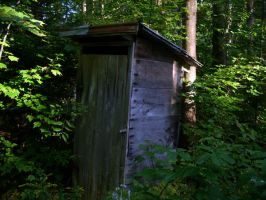 Poop House by astomious