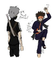 Invader Obito? by TheIronWillAlchemist