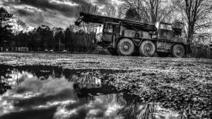 german forces, crane (HDR) by db-photoblogDOTcom