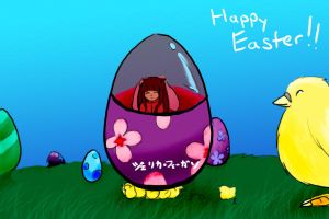 Easter 2011 by shamira-g