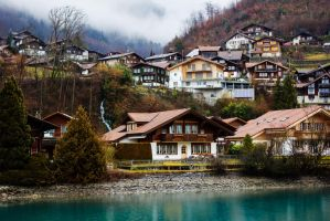 Interlaken, Switzerland by kissycat0