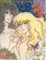 Rose of Versailles by hakushaku