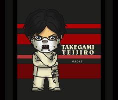 ChibiGackt as TakegamiTeijiro by DarkCrea