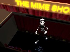 the mime show by soplee