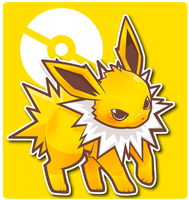 Jolteon by Apricolor