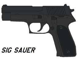 SIG Sauer by bagera3005
