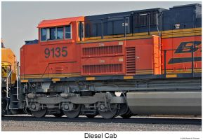Diesel Cab LVIII by hunter1828