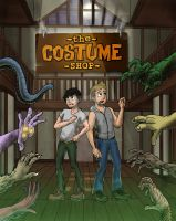 The Costume Shop by DR4WNOUT