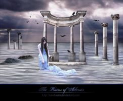 Loneliness: Ruins of Atlantis by Nawheera