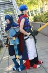 Ike and Marth - Fire Emblem by KaitoCosplay