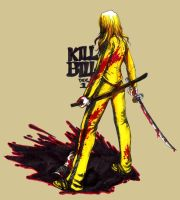 KillBill -bride on my board by shinjyu
