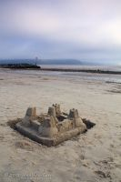 010610 West Shore Sandcastle by InsaneGelfling