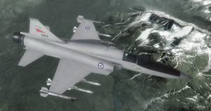 F-20A - Royal Norwegian Air Force by Jetfreak-7