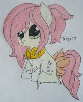 Art Trade: Tropical by TopazBeats