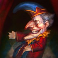 Mr Punch by anotherdamian